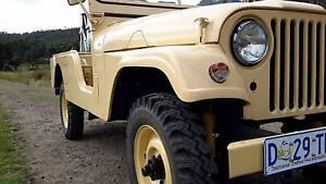 1966 Jeep CJ6 Ute Dover Huon Valley Preview
