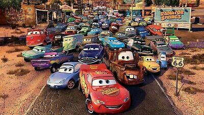Disney Pixar Cars Movie NEW DieCast Vehicles Choose Your Favorites!
