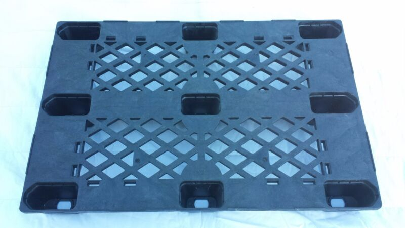 Plastic Pallet - 32x48 Nestable Open Deck