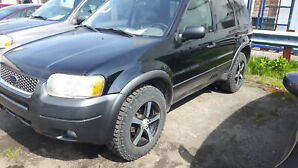 2003 Ford Escape 2003 Ford Escape - 4dr XLT Sport 4WD