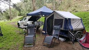 2008 Oztrail 6 camper trailer Maroubra Eastern Suburbs Preview