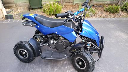 49CC  POCKET QUAD BIKE ATV