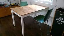 IKEA dining table - few months old - great for small spaces Lilyfield Leichhardt Area Preview