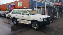1999 Toyota LandCruiser, DUAL FUEL, yours from $56 week TAP*. Braybrook Maribyrnong Area Preview