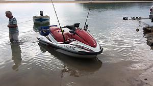 Yamaha FX 140 Waverunner Jetsk Fishki Bundall Gold Coast City Preview