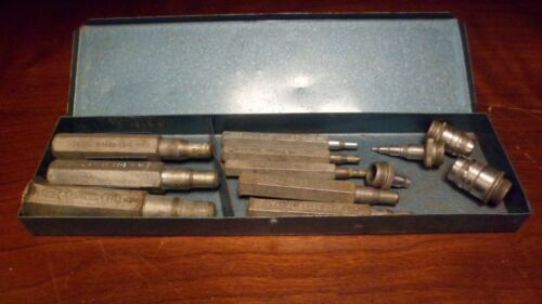 Imperial Brass 93-S Punch Type Swaging Tool 1-5/8, 2-1/2, 2-3/8, 3-1/4 +