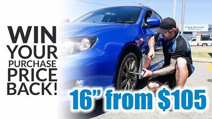"""Great deal 16"""" with FREE mobile tyre fitting and balance!"""