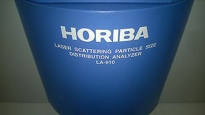 Horiba La-910 Laser Scattering Particle Size Distribution Analyzer