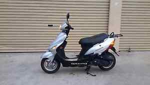 50cc scooter very low kms 2013 model Magill Campbelltown Area Preview