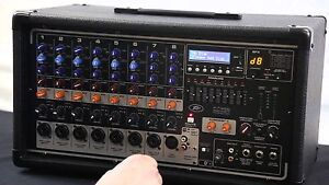 Peavey 8500 powered mixer (Sold)