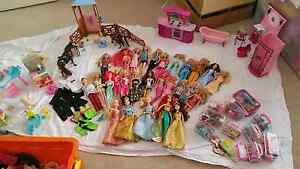 Barbie bundle Castle Hill The Hills District Preview