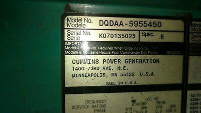 Used Portable Diesel Generators