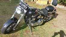 Harley Davidson fatboy custom 97 model Tootgarook Mornington Peninsula Preview