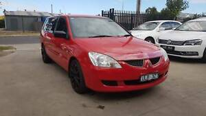 2006 Mitsubishi Lancer ES Wagon AUTO Williamstown North Hobsons Bay Area Preview