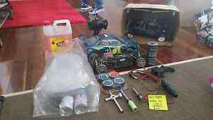 Nitro rc car and spares Eastern Heights Ipswich City Preview