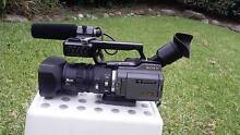 Sony DSR-PD170 PAL Camcorder Seven Hills Blacktown Area Preview