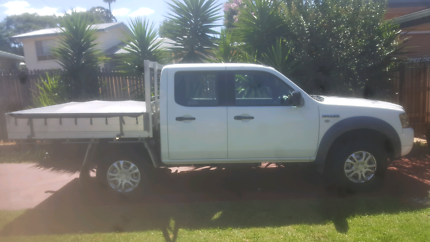 Ford ranger diesel trayback dualcab Toowoomba Toowoomba City Preview