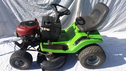 USED Viking 13.5HP Briggs & Stratton Ride On Lawn Mower Mount Gravatt East Brisbane South East Preview