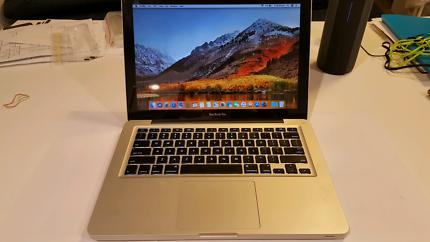 Late 2011 Macbook Pro 13 500gb