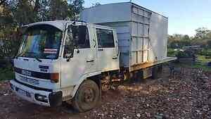 Isuzu 450 crew cab horse truck Bullsbrook Swan Area Preview