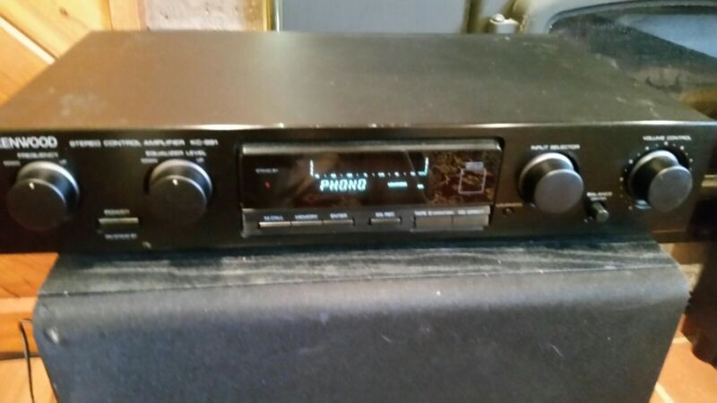 Kenwood Stereo PreAmplifier KC-991