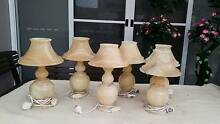 Marble Table Lamps Maroubra Eastern Suburbs Preview