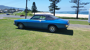 1973 HQ Monaro Coupe V8 Woonona Wollongong Area Preview