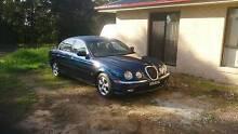 2000 Jaguar S Type Sedan Buxton Wollondilly Area Preview