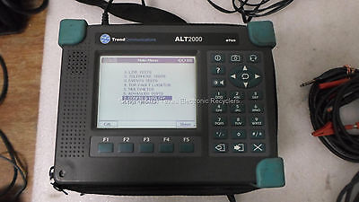 Trend Communications Alt2000 Xdsl Advance Line Tester Aten Bundle