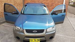 **Ford Territory 5 Seater****Icy Cold Air Con**Straight Body** Roselands Canterbury Area Preview