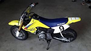 Suzuki 2008 DR-Z70 and Yamaha 2007 TTR-90 Lochinvar Maitland Area Preview