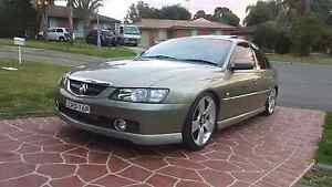 2004 Holden VY Calais Series 2 swap or sale Minchinbury Blacktown Area Preview