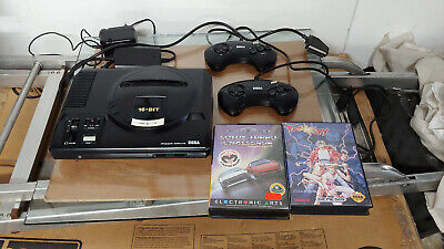 SEGA Mega Drive Console de Jeux 2 jeux FATAL FURY