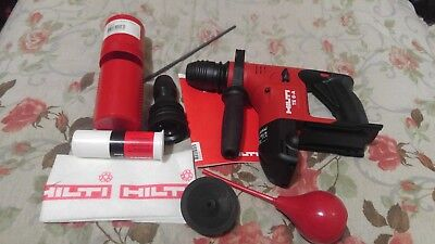 Hilti Te 6 -a Cordless Rotary Hammer Drill Brand New.