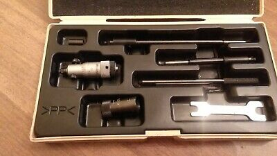 2 - 8 Mitutoyo Inside Micrometer Set