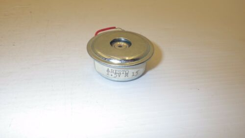ARISTO M15 1.5V 1.5 INCH DIAMETER BUZZER NNB