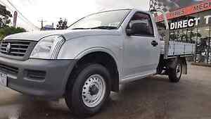 Holden RA Rodeo Ute 2004 Tray 5 speed Manual 2.4l  rego till Dec Campbellfield Hume Area Preview
