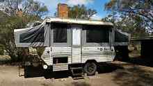 Jayco Eagle Outback 1992 Walmer Mount Alexander Area Preview