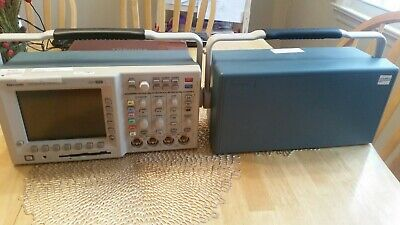 Tektronix Tds 3054 Digital Phosphor Oscilloscope 500 Mhz 5 Gss