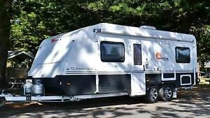 2011 SuperNova Custom Design by Nova Caravans Pakenham Cardinia Area Preview