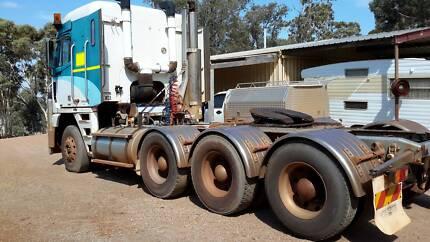 Freightliner  Argosy Perth Region Preview