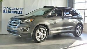 Ford Edge 4 portes Titanium, Traction intégrale