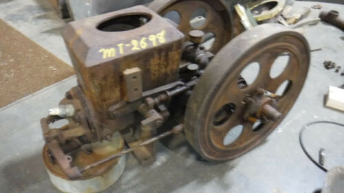 Stover 1 1/2 Horsepower Stationary Gas Engine MT-2698