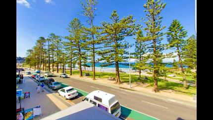 SINGLE ROOM SHORT TERM - AMAZING BEACH FRONT APARTMENT