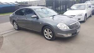 2006 Nissan Maxima ST-L Sedan AUTO Williamstown North Hobsons Bay Area Preview