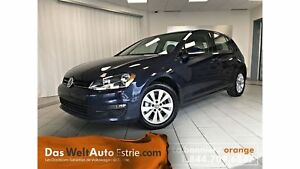 2015 Volkswagen Golf 2.0 TDI Comfort, Similicuir, Automatique