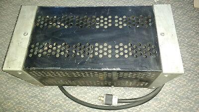 Sola 63-13-150 Constant Voltage Transformer Power Conditioner 500va