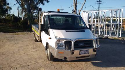 2011 Ford Transit Ute Deception Bay Caboolture Area Preview