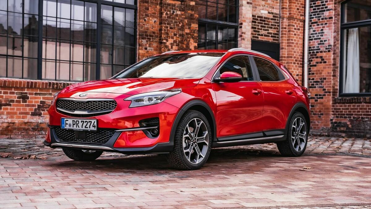 Kia XCeed 2019 Test  21