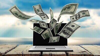 Work From Home Turnkey Internet Business Website For Sale Make Money Online